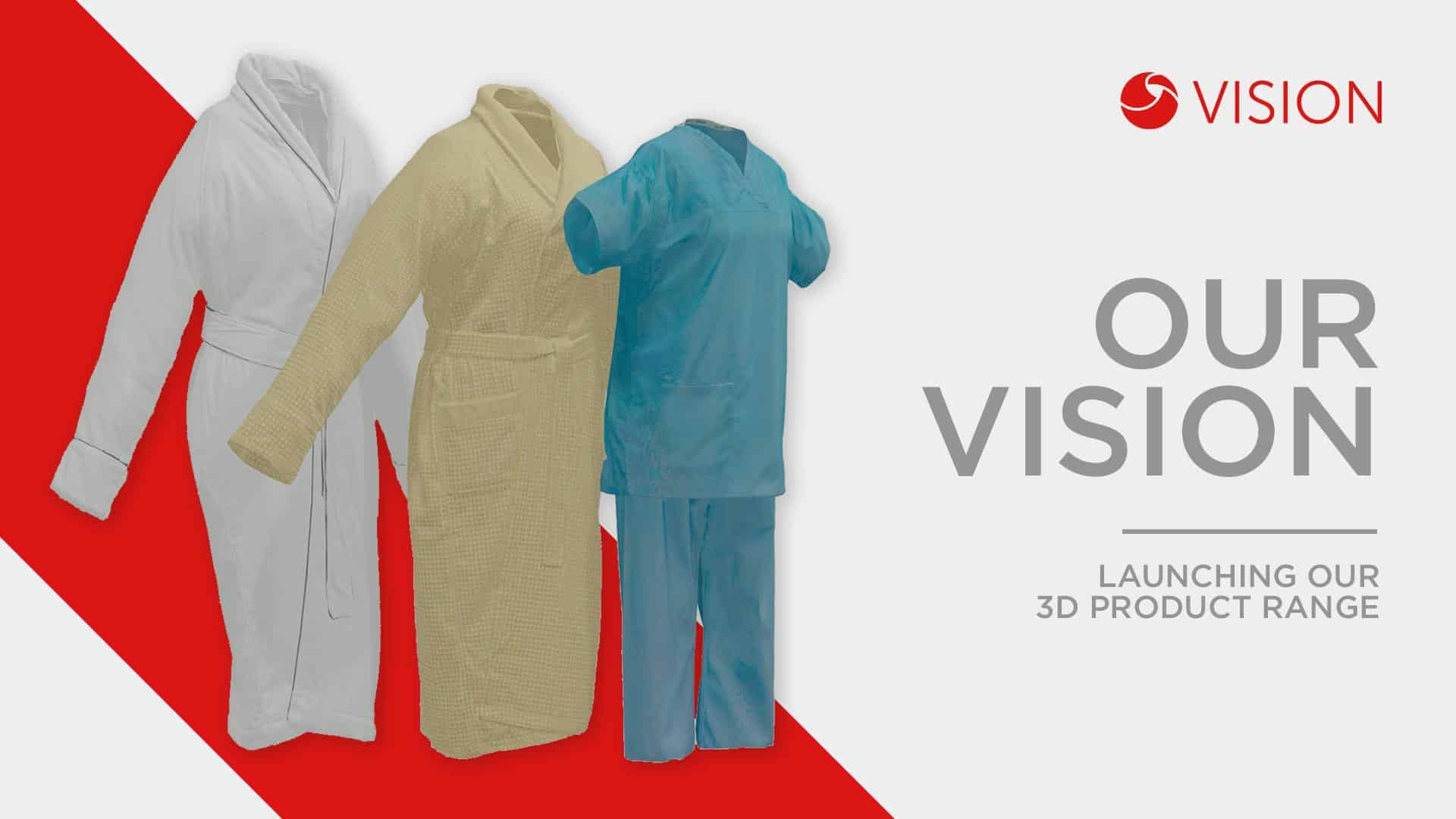 Vision Linens Innovate With 3D Product Visualisation