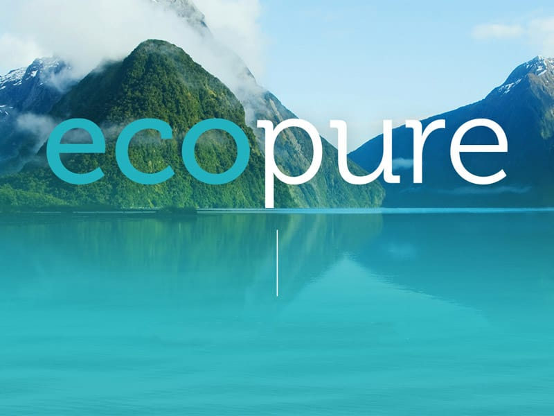 ECOPURE – A New Brand of Sustainable Textiles